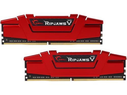 2 x 8GB PC4 19200 288-Pin DDR4 SDRAM DDR4 2400 G.SKILL Ripjaws V Series 16GB