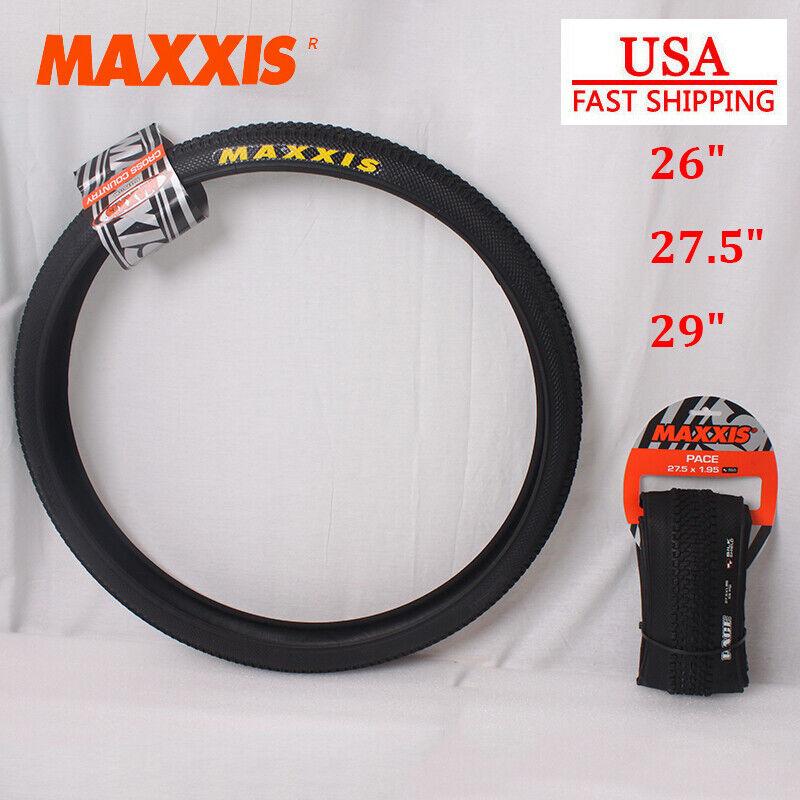 26 27.5 29in Neumáticos MAXXIS M333 Rueda Bicicleta de Montaña Bici Llanta Neumático 60TPI 50 53mm Ancho 1 Par
