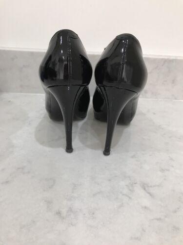 Black 5 Shoes Patent It37 Size Muzi Nando qCZAvv