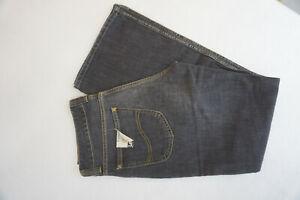 LEE-Felton-Damen-Jeans-flare-bootcut-schlag-Hose-W32-L31-stonewash-grau-NEU-ad19