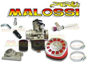 Kit-carburacion-MALOSSI-DELLORTO-PHBH-carburador-26-DERBI-SENDA-GPR-APRILIA-RS
