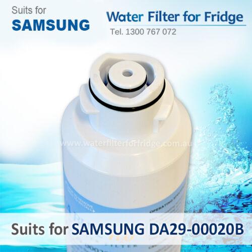 SRS588DLS Premium Samsung Fridge Water Filter Replacement DA29-00020B