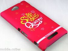 ★ Premium Imported Designer Hard Back Case Cover 4 ★ Sony Xperia C S39h C2305  ★