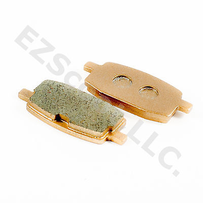 BRAKE PADS FRONT CHINESE SCOOTER 50cc GY6 4STROKE MOPED ATV ROKETA JCL BMS PEACE