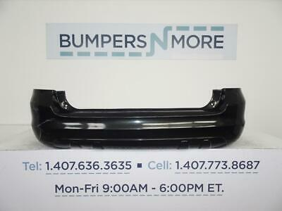 Bumper Cover For 2003-2008 Toyota Matrix Rear Primed With Spoiler Holes CAPA