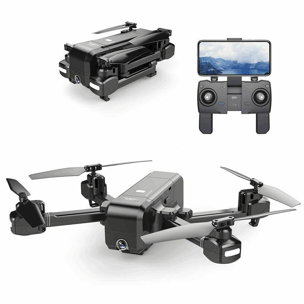 SJRC Z5 5G Wifi FPV 1080P teletelecamera  Doppia GPS Dynamic Segui RC Drone Quadcopter  Garanzia di vestibilità al 100%