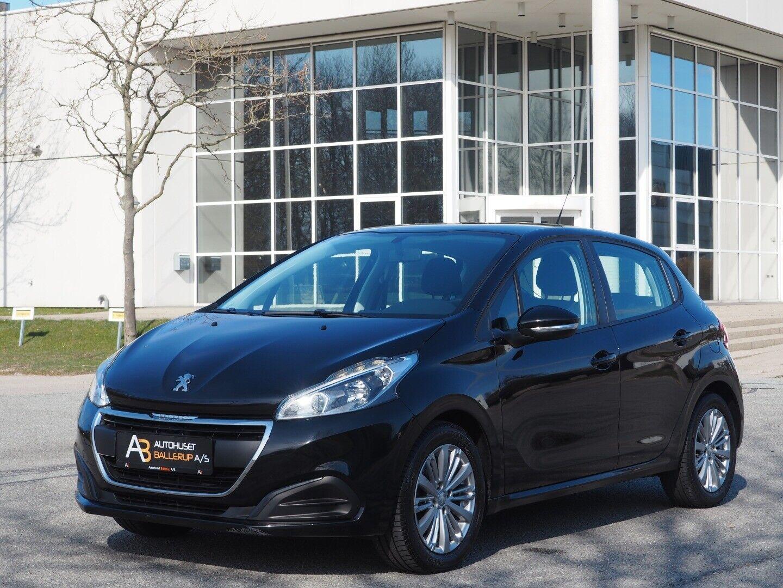 Peugeot 208 1,2 VTi 82 Active 5d - 89.800 kr.