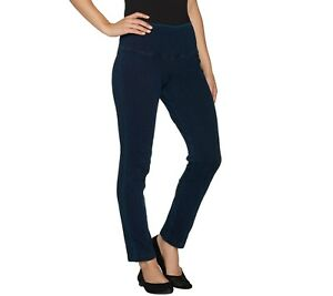 Women-with-Control-Tall-Tummy-Control-Prime-Stretch-Denim-Jeans-XLT-Size-QVC