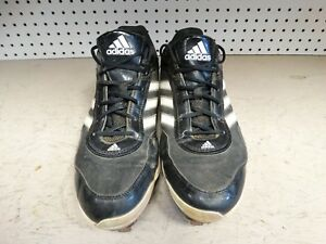 Adidas Excelsior Pro Metal Low Baseball Cleats Black G59119 Size 15 ... 26e39b1725ec