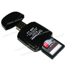 128GB 64GB 32GB memory card reader USB converter SDXC SDHC micro SD microSD