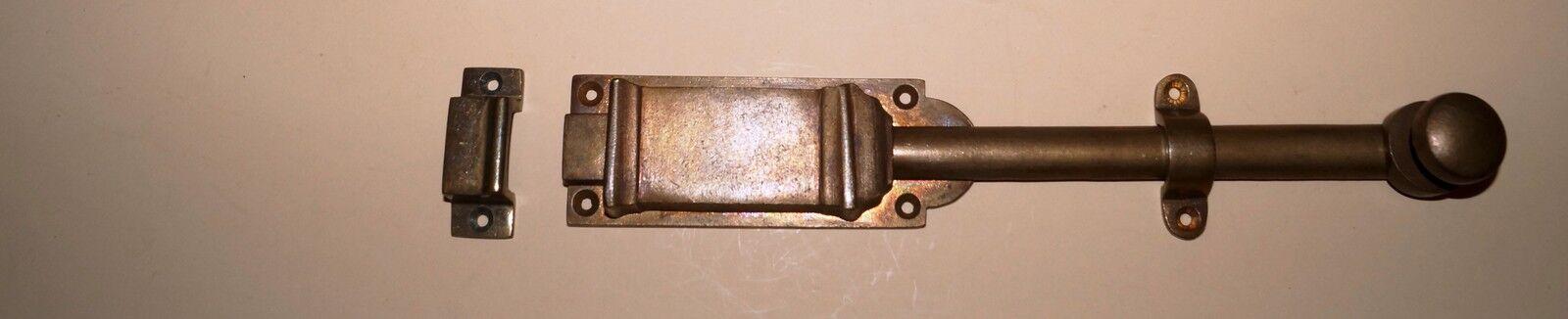 Riegel ab 26 cm bis Länge Länge Länge ca. 42 cm, Oberfläche Messing-Antik   Billig  2850dc