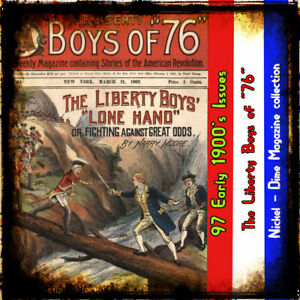 Liberty-Boys-of-76-American-Revolutionary-War-stories-dime-mag-97-issues