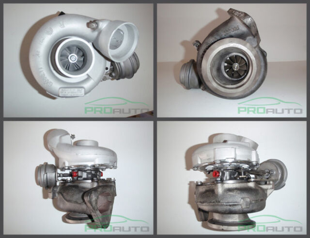 TURBO TURBOCHARGER MERCEDES S 320 3.2 CDI MELETT CHRA FITTED, NOT CHINESE !!!