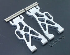 2Pcs Aluminum Front/Rear Lower Arms Fits Team Losi Mini-LST S