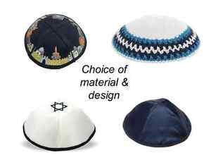 Yarmulke Kippah Jewish Kippa Hat Kipa Cap Cupples Knitted
