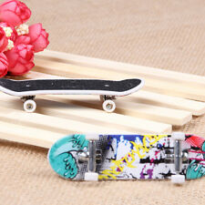 Finger Deck Board Truck Tech Skateboard Kid Party Toys Birthday Gifts Creative