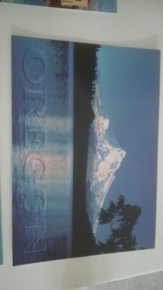 Postkort, Fra Oregon USA