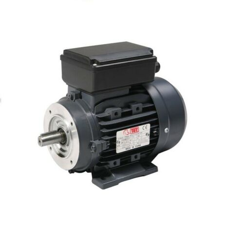 4 Pole 0.7541TCCB14 SINGLE PHASE Electric Motor 0.75KW B14 ALUMINIUM