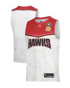 Illawarra Hawks 19//20 Authentic Away Jersey NBL Basketball