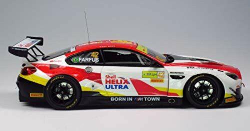 PLATZ NuNu 1//24 Racing Series BMW M6 GT3 2018 MACAU GP RACE WINNER Kit PN24008