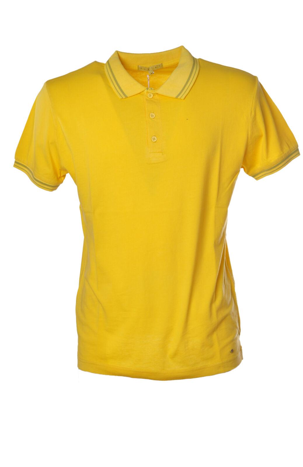 Diktat  -  Polo - Male - Yellow - 1804125N174258