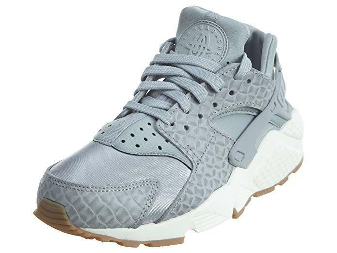 NIKE WOMENS HUARACHE RUN PRM ATHLETIC RUNNING SHOES