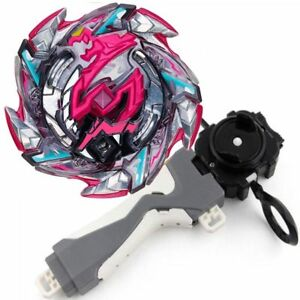 Beyblade-B-113-Bayblade-Top-Spinner-Beiblade-Burst-With-Grip-Launcher-Toy-New