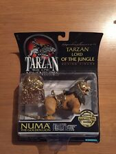1995 Tarzan Lord Of The Jungle Numa The Golden Lion Action Figure, MISP