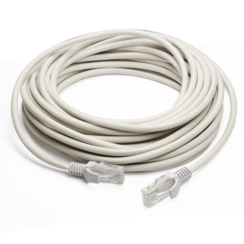 6FT 50FT 100FT CAT5E CAT5 RJ45 Ethernet Internet Network Patch Lan Cable Cord US