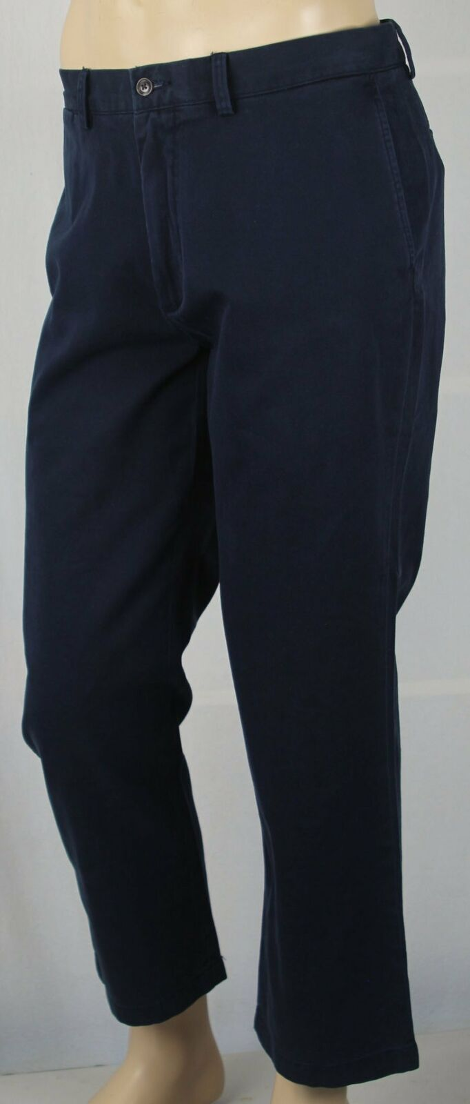 Polo Ralph Lauren Navy bluee Classic Fit Flat Front Pants NWT