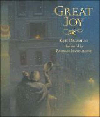 DiCamillo, Kate, Great Joy, Very Good Book