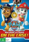 Paw Patrol - Marshall And Chase On The Case (DVD, 2015)