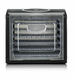 SUNBEAM DT6000 Food Lab Electronic Dehydrator