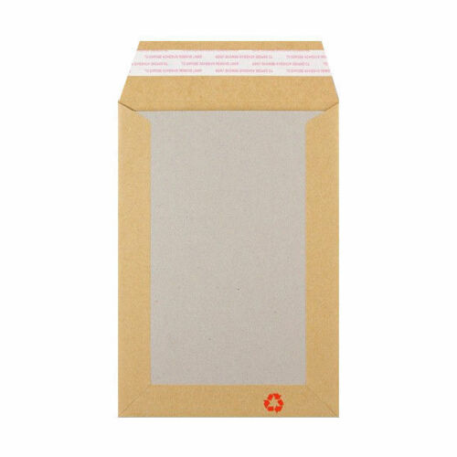 C4 Largest Large Letter Size Hard Board Back Envelopes A4 352mm x 249mm Cheap