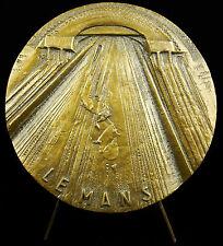 Médaille 24 heures du Mans circuit passage dunlop course automobile race Medal