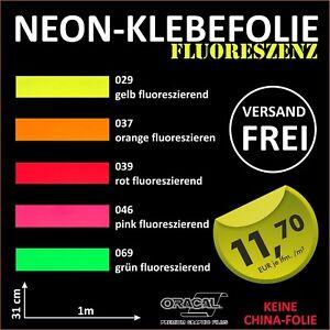 31cm-x-1m-Neon-Folie-Warnung-Markierung-Signalfarbe-Auto-Motorrad-8