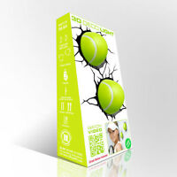 For Sales - 3d Wall Art Led Nighlight - Tennis Ball By 3dlight Fx
