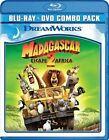 Madagascar Escape 2 Africa 0097361099941 Blu-ray Region a