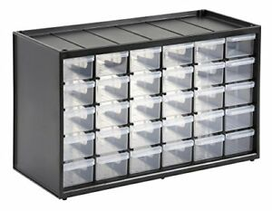 Stanley-Kleinteilemagazin-Sortimentskasten-36-5x15-5x22-5cm-mit-30-Schu