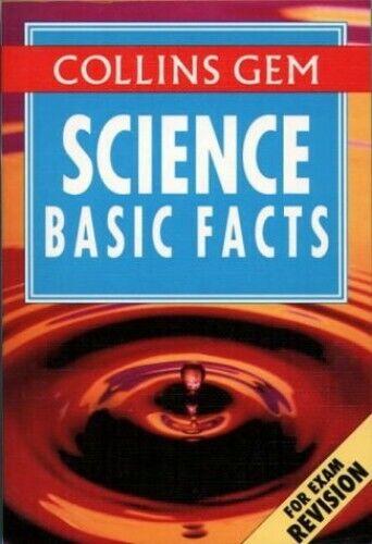Science Basic Facts (Collins Gem) (Basic Facts ... by McMonagle, Derek Paperback