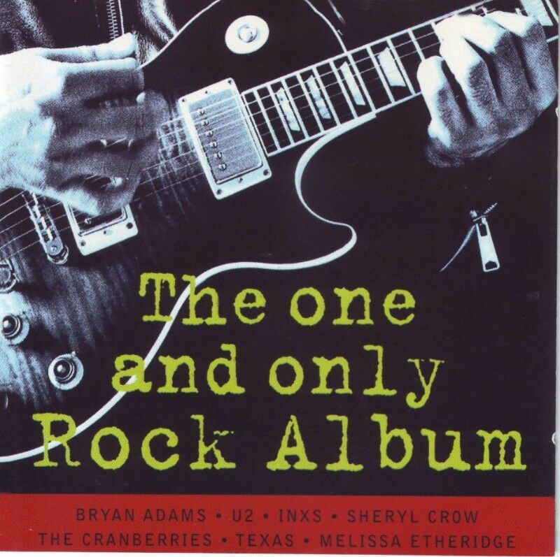 The One And Only Rock Album - Various Artists (CD)