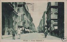 # ROMA: CORSO UMBERTO I  - 1924