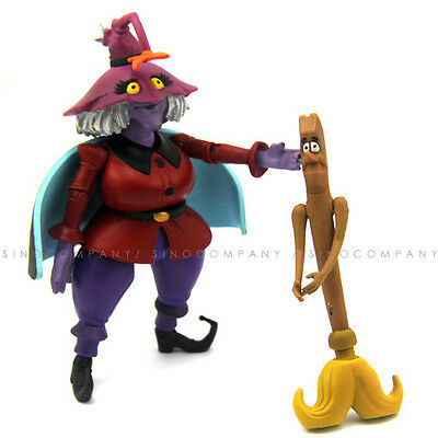 MOTU Masters of the Universe Classics Razz & Broom He-Man MOTU 6'' Action Figure