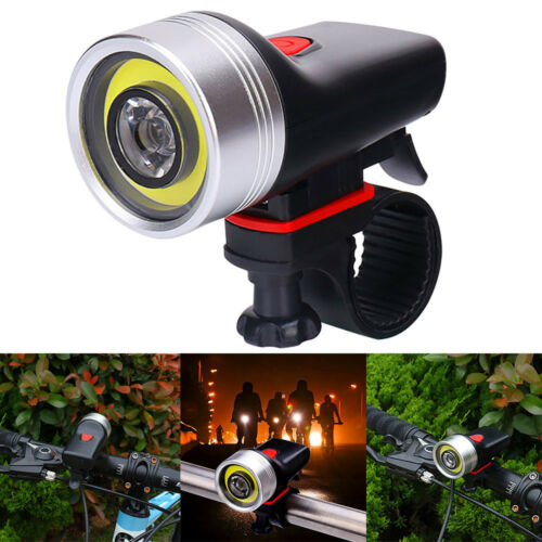 USB Rechargeable 5000 Lumen LED Bike Light Headlight Taillight Waterproof Sets