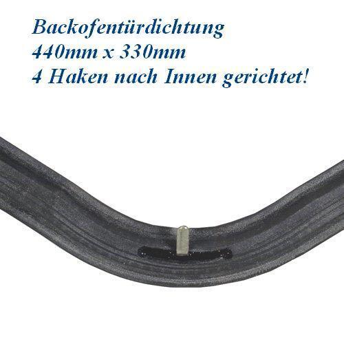Herddichtung Gummi Dichtung rundum 3577252020 original verpackt neu 435 x 340 mm