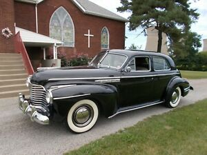 1941 Buick Super Series 51
