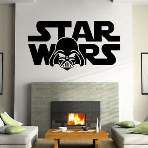 Star Wars Wall Sticker Pvc Home Decor