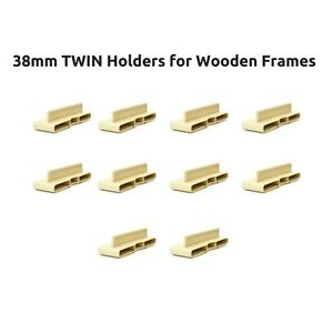 38mm-Twin-Plastic-Bed-Slat-Holders-Caps-for-Wooden-Bed-Frames-Free-Delivery