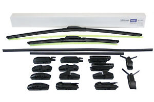 FMS-26-034-16-034-Windshield-Wiper-Blades-All-Season-Frameless-OE-Replacement-Set-of-2
