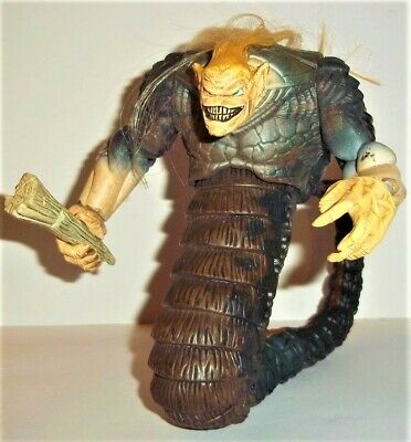 SNAKE MAN figure monster Masters of the Universe He-man ...